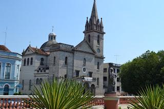 historia de manaus - igreja são sebastiao