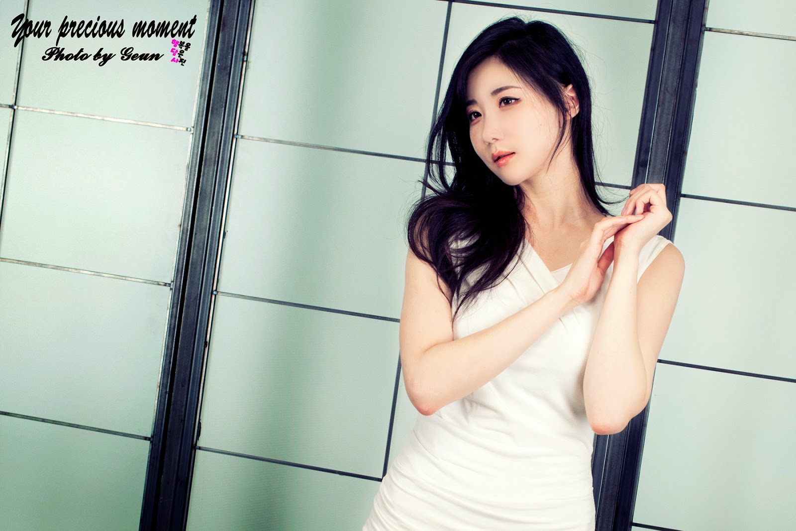 1 Yeon Da Bin- Three new studio sets - very cute asian girl - girlcute4u.blogspot.com