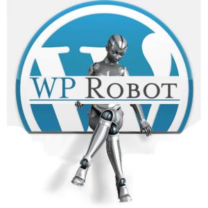 WP Robot Logo