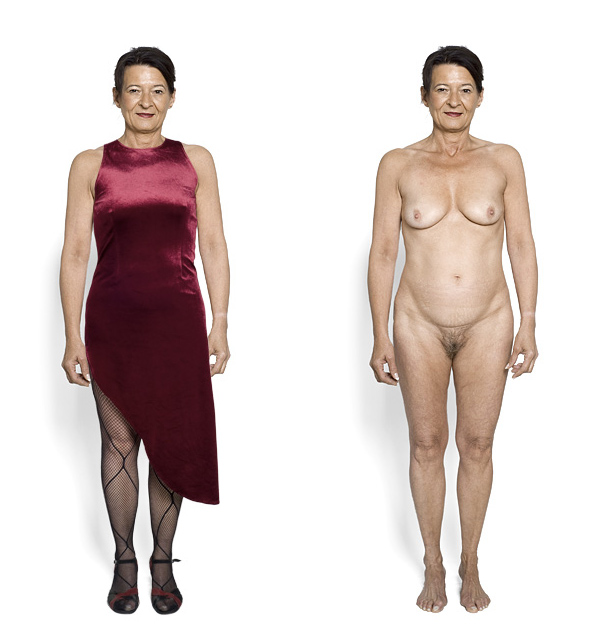 The naked people project