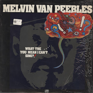 MELVIN VAN PEEBLES - WHAT THE...YOU MEAN I CAN\'T SING?! (1974)