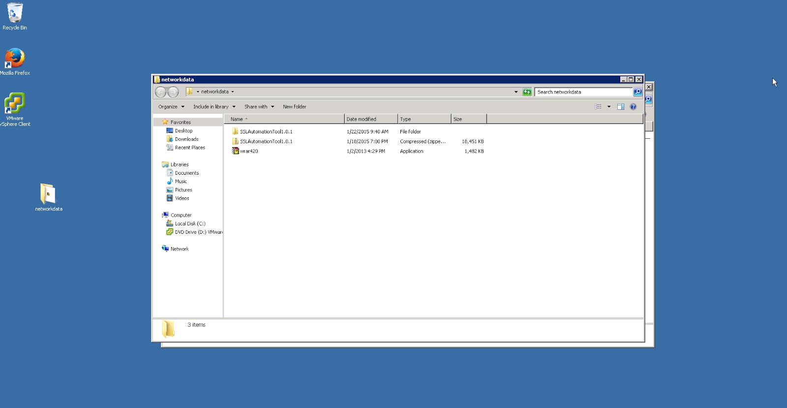 Vmware vcenter ssl certificate 101 as a best practice use httpsmyvmwarewebvmwaredetailsdownloadgroupssl tool 101productid285 download tool extract it in c for eg xflitez Gallery