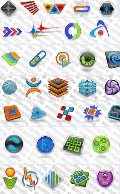 PSD Logos