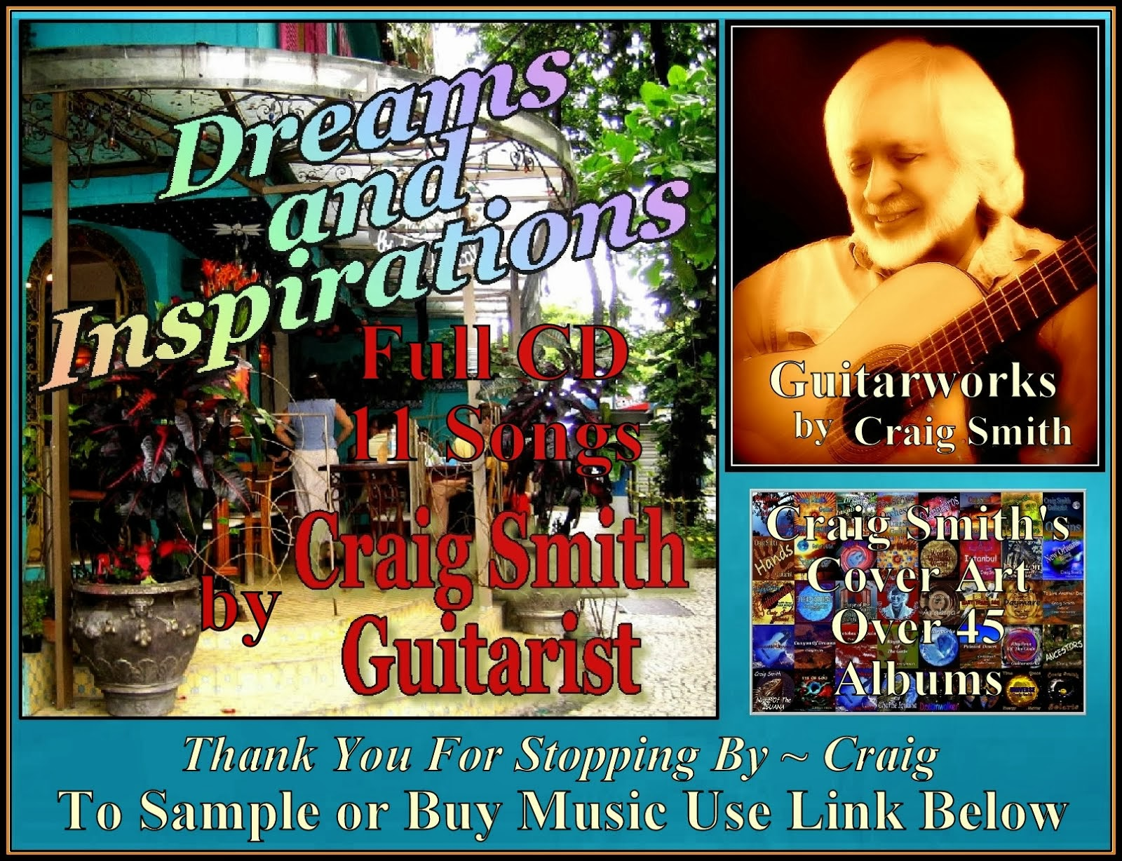 More Guitarworks by Craig Smith