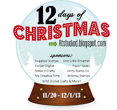 http://atstudiod.blogspot.com/2013/11/12-days-of-christmas.html