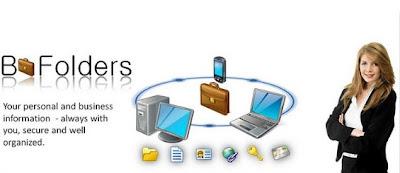 B-Folders Secure Organizer