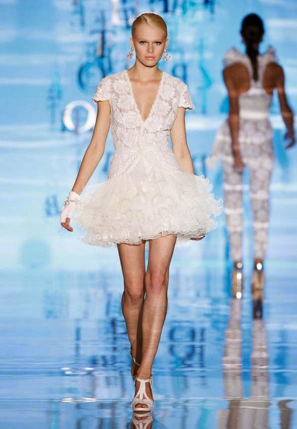 Hermosos vestidos de  novias | Colección Pepe Botella