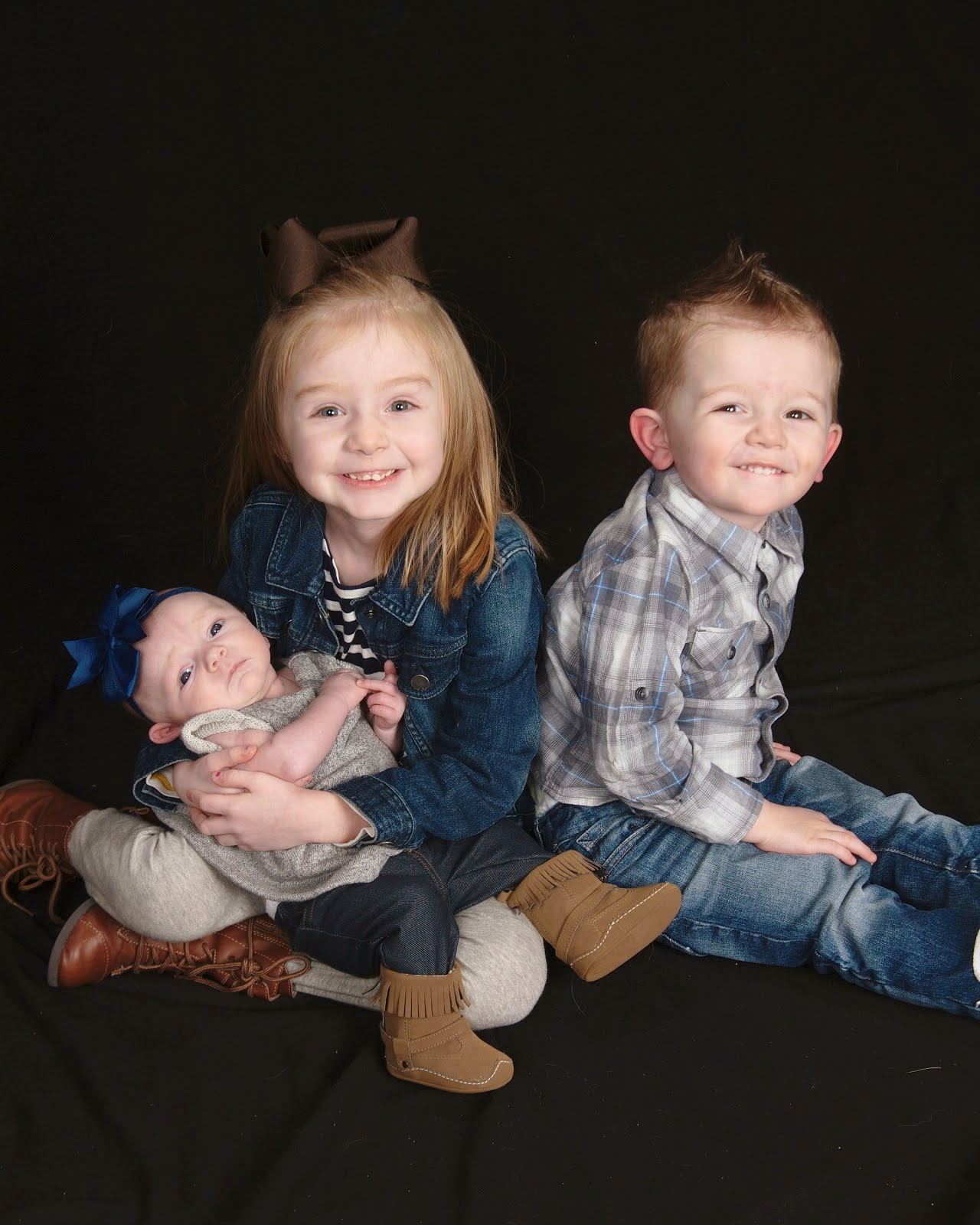 Kamryn, Logan & Kensie