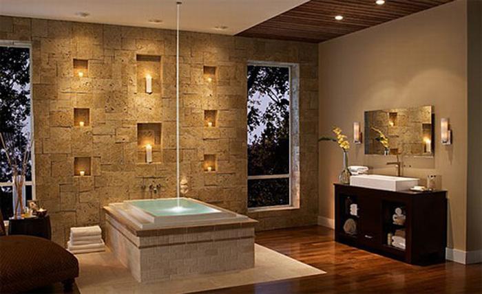 Using Top Quality Stones In Interior Design , Home Interior Design