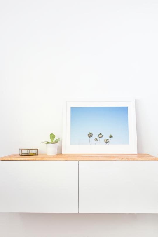 Ikea Hack: un aparador de estilo nórdico bueno, bonito y barato