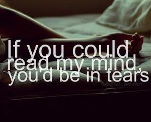 Llora tu que yo ya llore.
