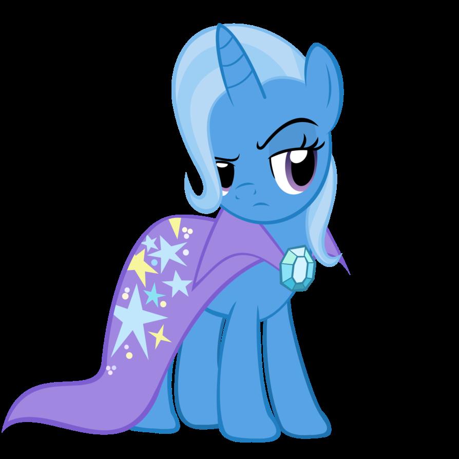 My little pony trixie vector - photo#17
