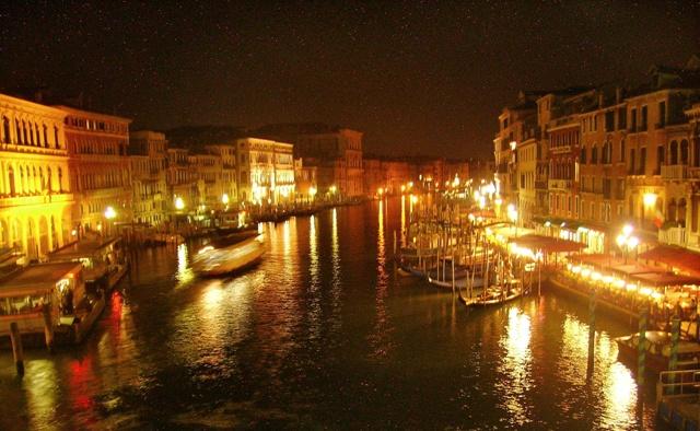 Cosas románticas que hacer en Venecia