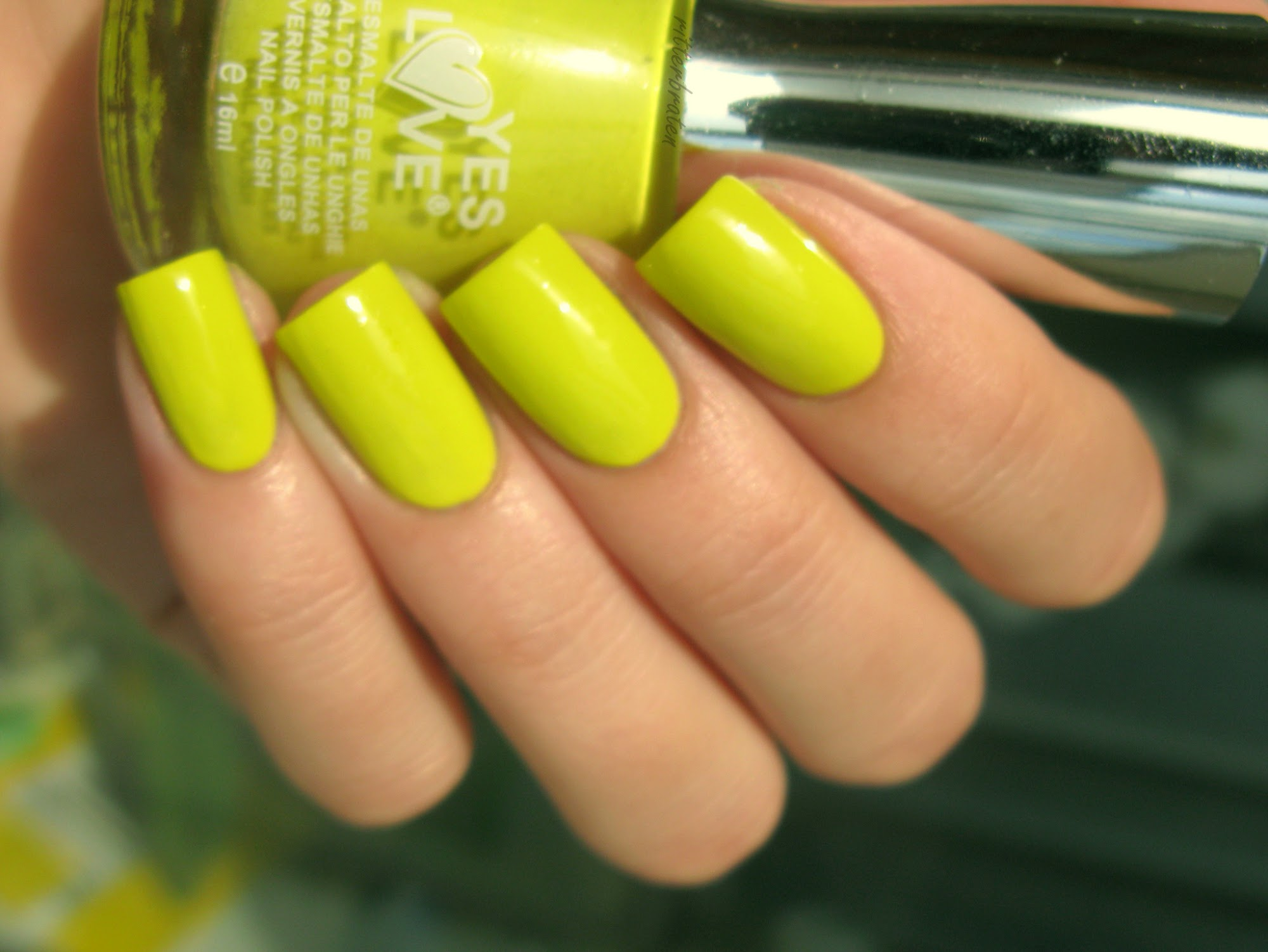 lime nails