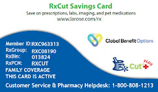 Free Employee RX Discount Cards