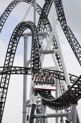 Takabisha, the World's Steepest Roller Coaster in Japan Seen On www.coolpicturegallery.us