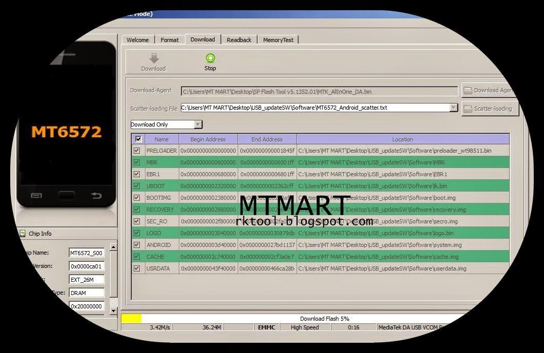 Huawei_Ascend_Y511-U30  USB_updateSW Free Download - Rom Develop