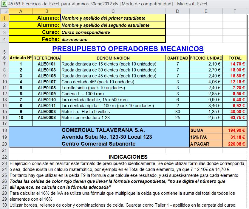 Actividades Inform  Ticas Y Tecnol  Gicas   Lissyvancelis