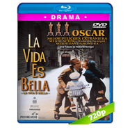 La vida es bella (1997) BRRip 720p Audio Dual Latino-Italiano