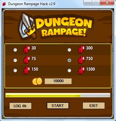 Download Dungeon Rampage Hack v2.9