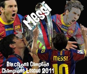 Messi, la explosiòn del Barça