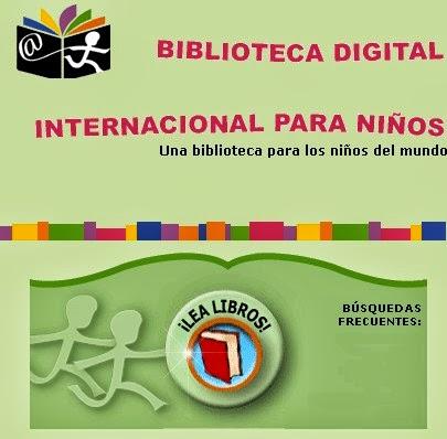 BIBLIOTECA DIGITAL INTERNACIONAL PARA NIÑ@S