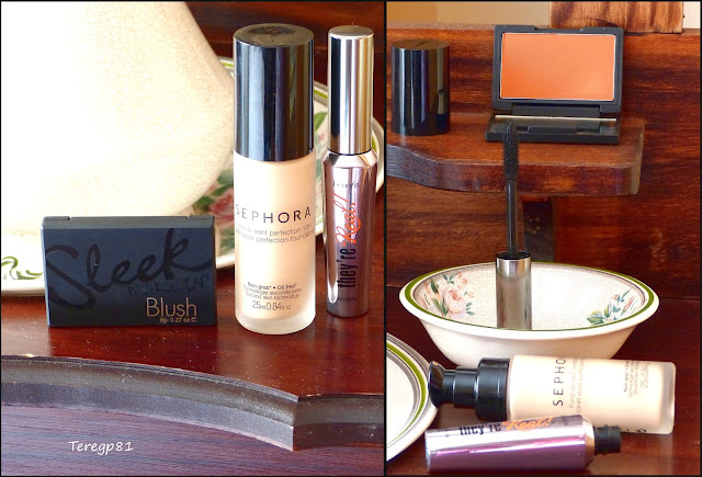 sleek, sephora, benefit