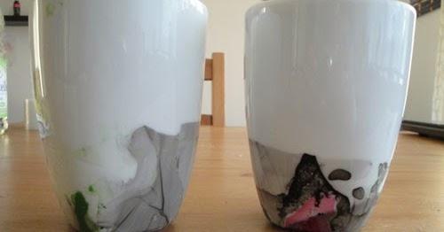 lausbub g re marmorieren mit nagellack diy. Black Bedroom Furniture Sets. Home Design Ideas