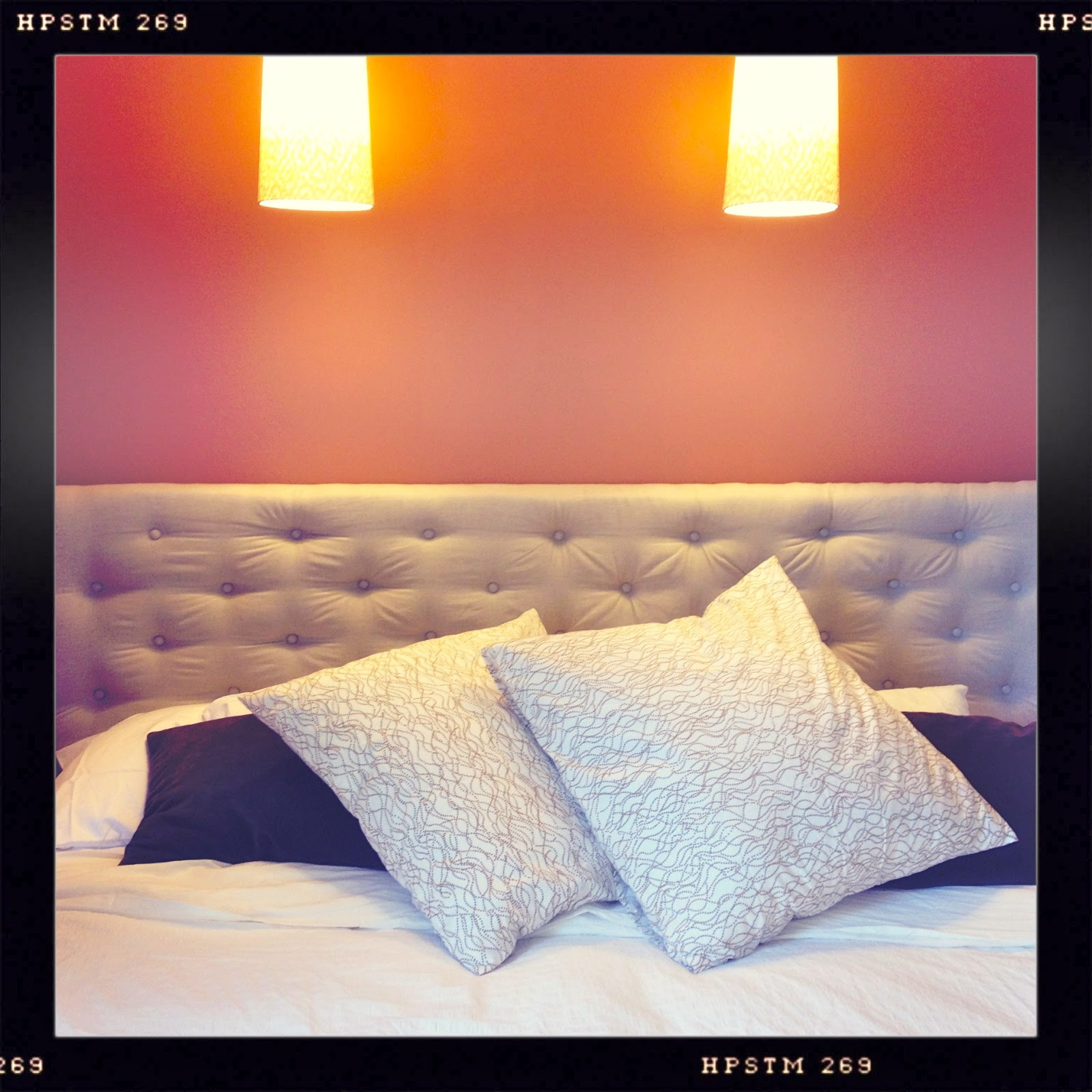 good luck with that how to make a tufted headboard. Black Bedroom Furniture Sets. Home Design Ideas