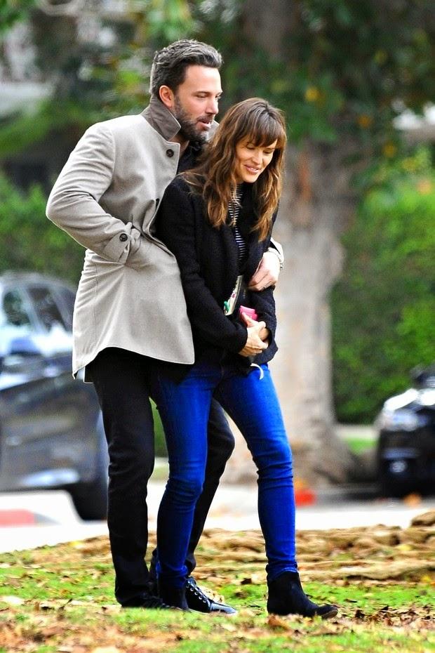 Still in love! Jennifer Garner and Ben Affleck are crackheads