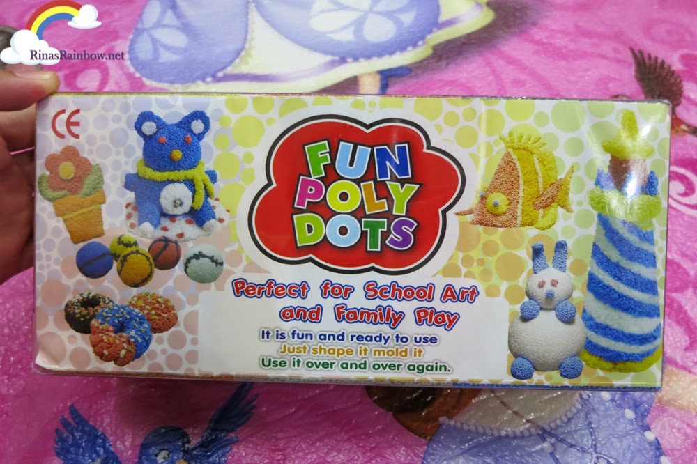 fun polly dots