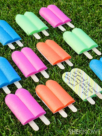 cool popsicle stick party crafts postcards