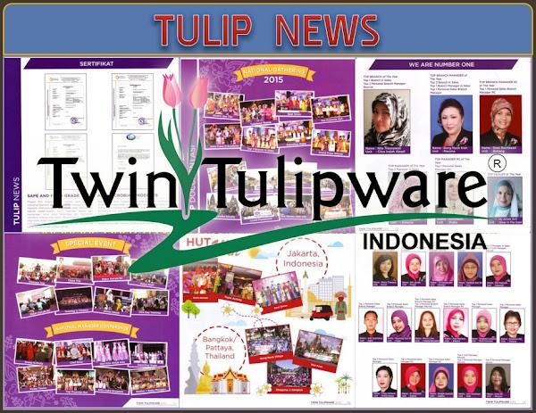 TULIP NEWS - Katalog Twin Tulipware 2015