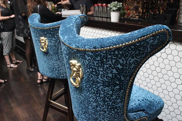 Chairs at Liquorist Leeds