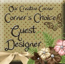 Our Creative Corner Guest Designer