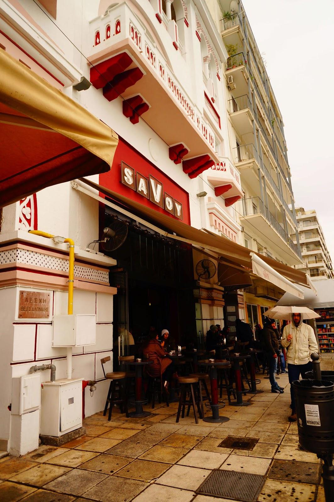 Savoy-Saloniki
