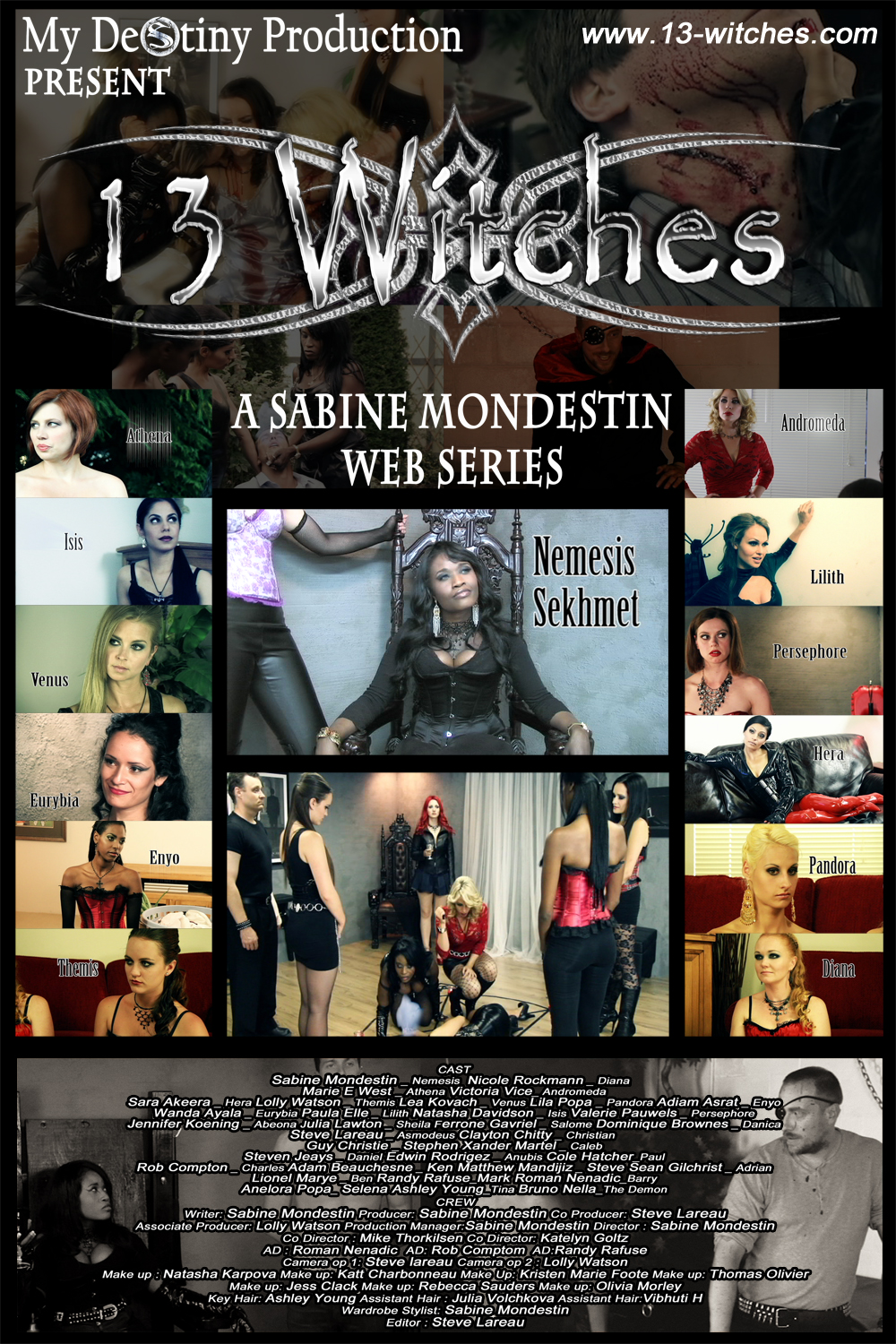 Themis collection witches beheaded erotic movies