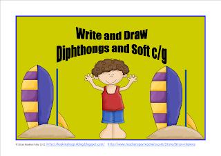 Hopkins 39 Hoppin 39 Happenings Draw And Write Phonics