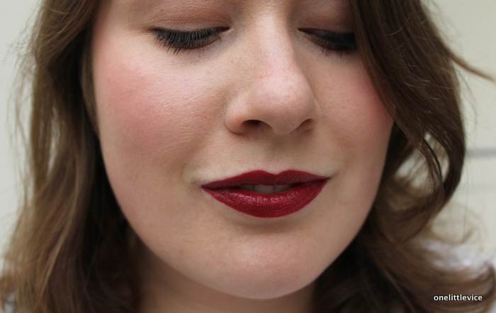 one little vice beauty blog: affordable american makeup from beautycrowd