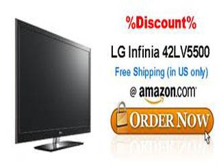 buy LG 42LV5500 Review