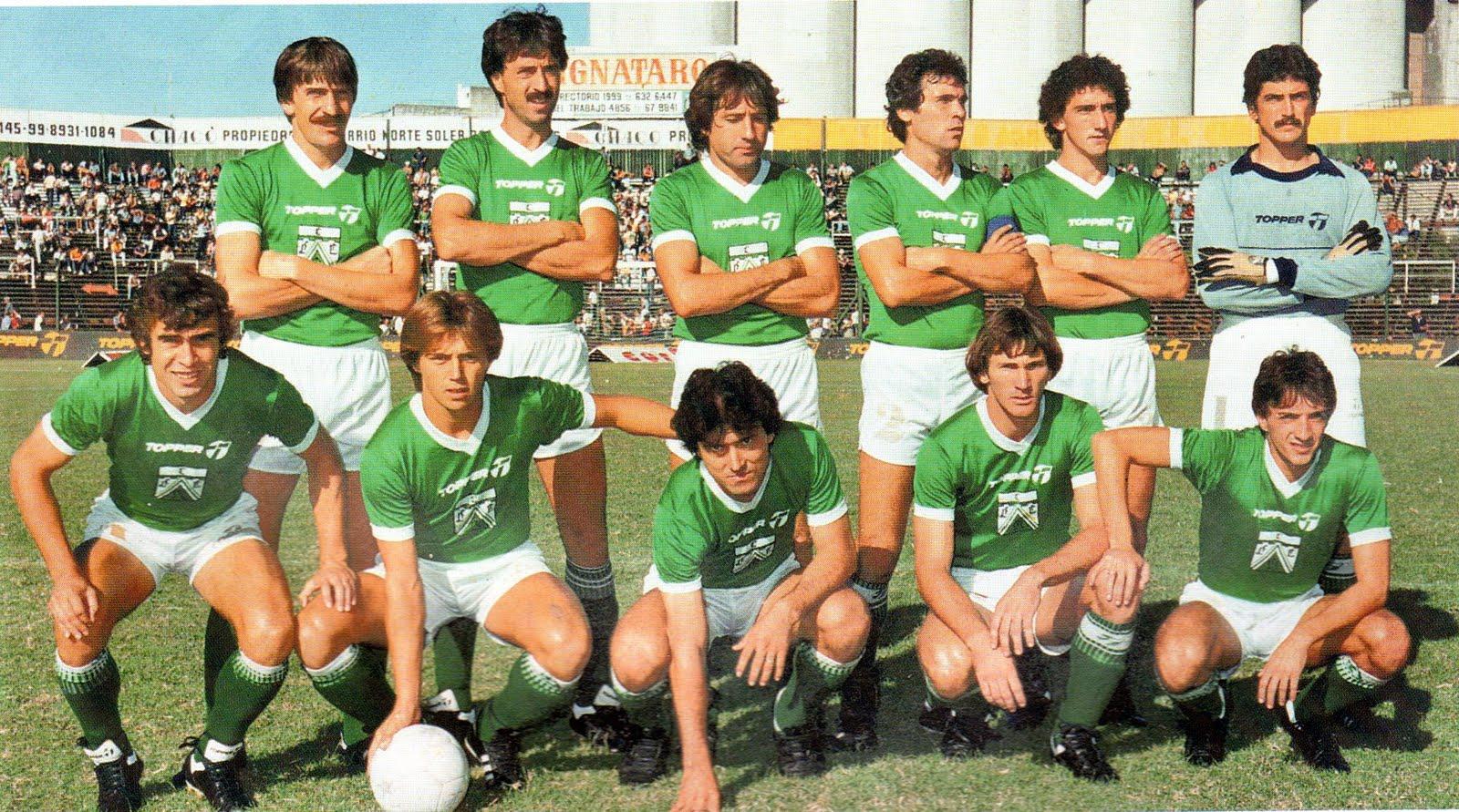 Historiayfutbol argentina 1ra isi 243 n afa 1984 campeonato