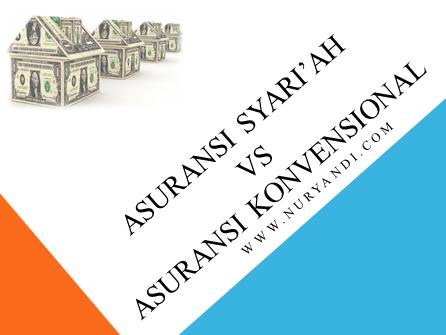 Perbedaan Antara Asuransi Syariah dan Asuransi Konvensional