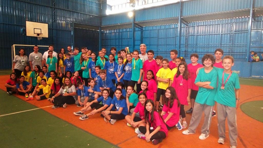 Olimpíadas do CESO Teresópolis promovem diversas modalidades esportivas com estudantes