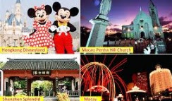 Paket Tour Hongkong Twin City | Enjoy Wisata |
