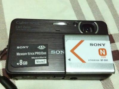 Sony Cybershot Digital Camera