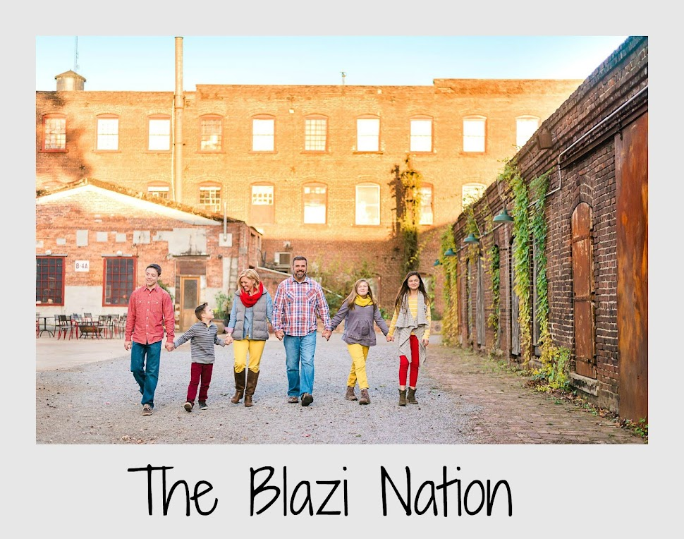 The Blazi Nation