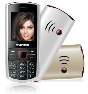 Dual SIM Mobile Wynncom Y25