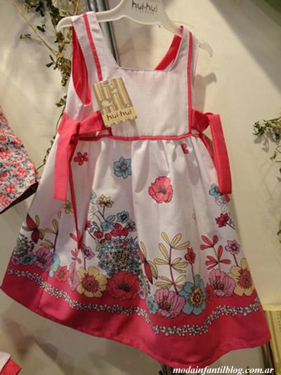 vestidos nenas moda verano 2014