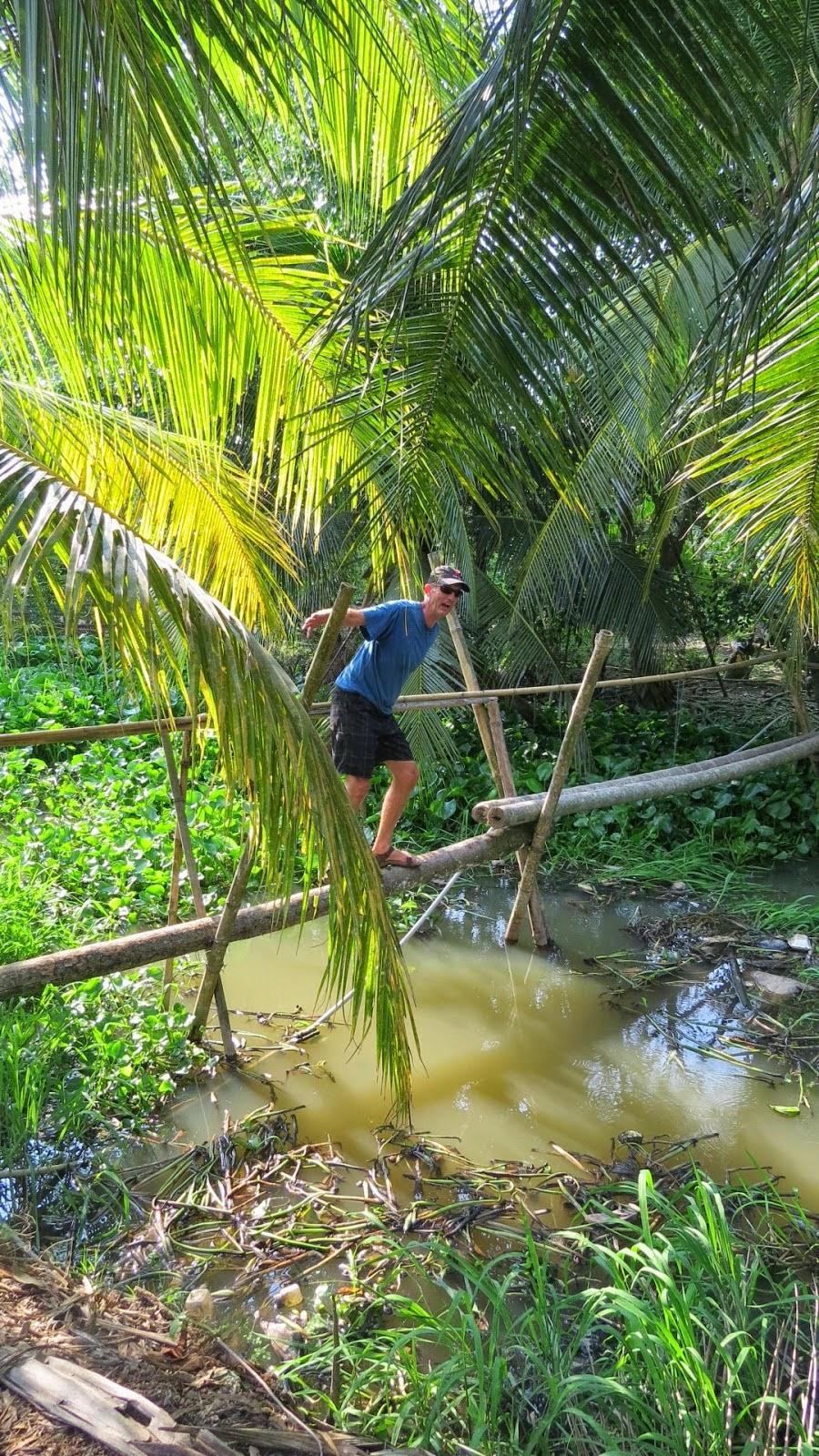 Biking Mekong Delta 11