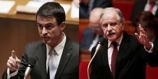 Échange très violent entre le député écologiste et Manuel Valls